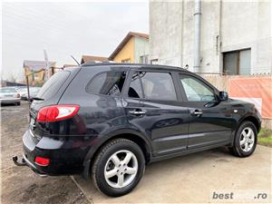 HYUNDAI  SANTA - FE - GARANTIE INCLUSA / RATE FIXE EGALE /  BUY-BACK / TEST-DRIVE // 2,2 CRDI - imagine 3