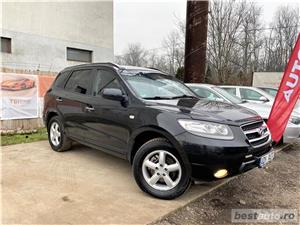 HYUNDAI  SANTA - FE - GARANTIE INCLUSA / RATE FIXE EGALE /  BUY-BACK / TEST-DRIVE // 2,2 CRDI - imagine 2