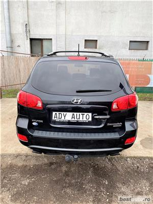HYUNDAI  SANTA - FE - GARANTIE INCLUSA / RATE FIXE EGALE /  BUY-BACK / TEST-DRIVE // 2,2 CRDI - imagine 8