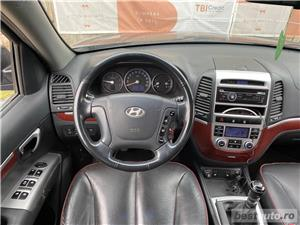HYUNDAI  SANTA - FE - GARANTIE INCLUSA / RATE FIXE EGALE /  BUY-BACK / TEST-DRIVE // 2,2 CRDI - imagine 10