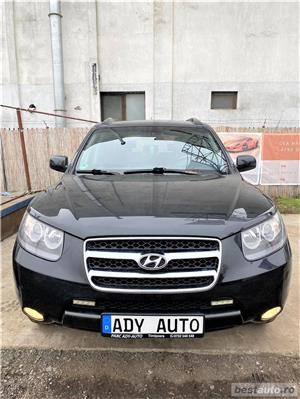 HYUNDAI  SANTA - FE - GARANTIE INCLUSA / RATE FIXE EGALE /  BUY-BACK / TEST-DRIVE // 2,2 CRDI - imagine 7