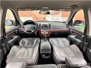 HYUNDAI  SANTA - FE - GARANTIE INCLUSA / RATE FIXE EGALE /  BUY-BACK / TEST-DRIVE // 2,2 CRDI - imagine 9