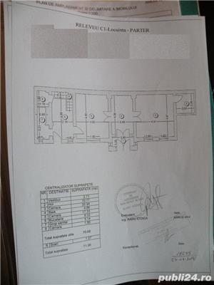 St.Mihaileanu/P-ta Sf. Stefan, vanz.casa 3 camere, singur curte, teren 163 mp - imagine 7