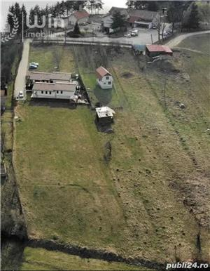 Vând teren zona Motel Gilau - imagine 6