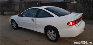 Chevrolet Cavalier LS Sport Coupe made in USA  - imagine 2