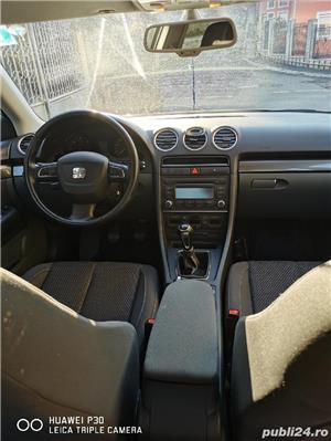 URGENT Seat Exeo(A4, B7)  - imagine 5