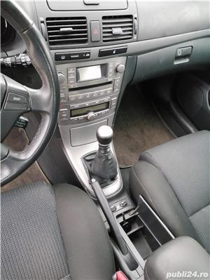 Toyota avensis - imagine 9