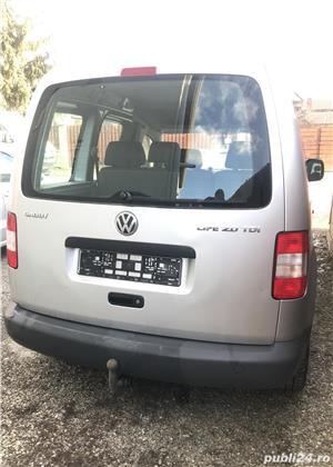 Volkswagen Caddy 2.0 TDI 2010 , 188.000km . - imagine 3