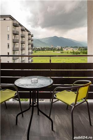 Studio cu vedere la munte - Brasov, inchiriere in regim hotelier - imagine 10