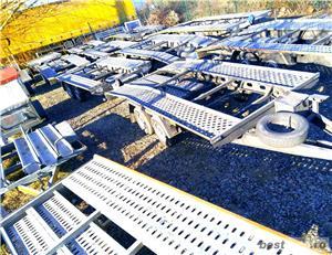 inchiriere remorca 750kg 1500kg 2000kg trailer platforma 1500kg 3500kg slep transport auto remorci - imagine 3