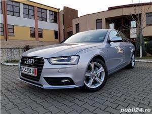 Audi A4 150800 km 2015 Distronic Xenon Navi - imagine 1