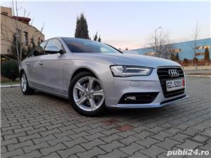 Audi A4 150800 km 2015 Distronic Xenon Navi - imagine 3