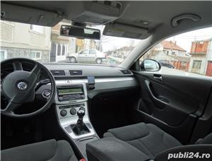 VW PASSAT Variant euro5, scaune încălzite, Tempomat, climatronic, Bluetooth - imagine 1