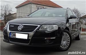 VW PASSAT Variant euro5, scaune încălzite, Tempomat, climatronic, Bluetooth - imagine 2
