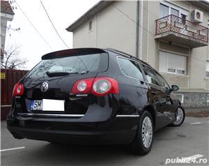 VW PASSAT Variant euro5, scaune încălzite, Tempomat, climatronic, Bluetooth - imagine 3