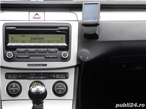VW PASSAT Variant euro5, scaune încălzite, Tempomat, climatronic, Bluetooth - imagine 6