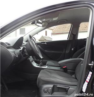 VW PASSAT Variant euro5, scaune încălzite, Tempomat, climatronic, Bluetooth - imagine 10