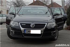 VW PASSAT Variant euro5, scaune încălzite, Tempomat, climatronic, Bluetooth - imagine 12