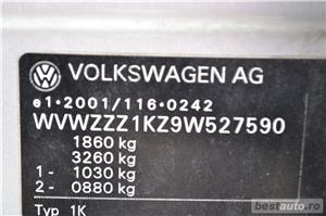 Vw Golf 6 AN:2009 = LIVRARE GRATUITA/Garantie/Finantare/Buy-Back - imagine 18