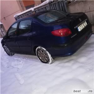 Peugeot 206 Rate. Cu avans  - imagine 2