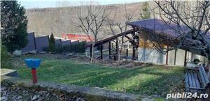Vand teren si casa vacanta comuna Simian - imagine 5