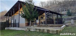Vand teren si casa vacanta comuna Simian - imagine 2