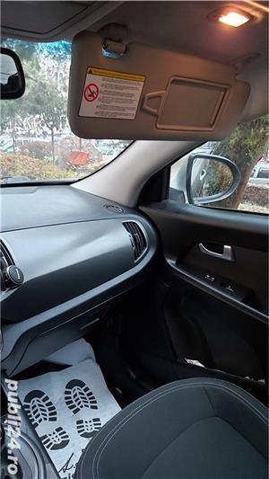 KIA SPORTAGE 4x4. AWD ,Cc 1995 cm³ - imagine 12