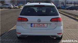 Vw Golf 8 HighLine Bord Plasma/Piele/Distronic//Car-Net/Clima/Navi mare Noua/Alarma/LED/Jante'17 Ful - imagine 3