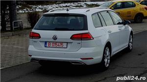 Vw Golf 8 HighLine Bord Plasma/Piele/Distronic//Car-Net/Clima/Navi mare Noua/Alarma/LED/Jante'17 Ful - imagine 5