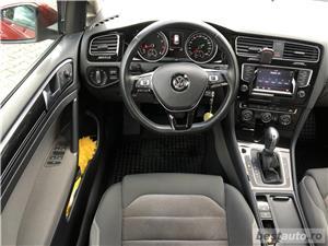 Volkswagen Golf VII | 1.4TSi | DSG | Navi | Auto Hold | Geamuri Electrice | Bluetooth | Clima | 2013 - imagine 8