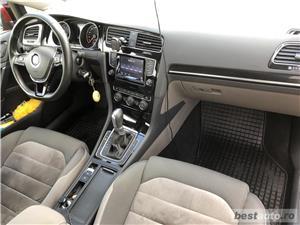 Volkswagen Golf VII | 1.4TSi | DSG | Navi | Auto Hold | Geamuri Electrice | Bluetooth | Clima | 2013 - imagine 6
