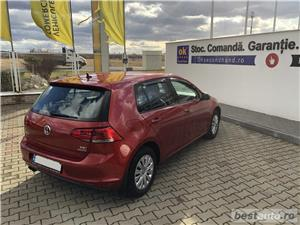 Volkswagen Golf VII | 1.4TSi | DSG | Navi | Auto Hold | Geamuri Electrice | Bluetooth | Clima | 2013 - imagine 4