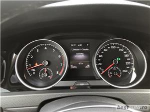 Volkswagen Golf VII | 1.4TSi | DSG | Navi | Auto Hold | Geamuri Electrice | Bluetooth | Clima | 2013 - imagine 10