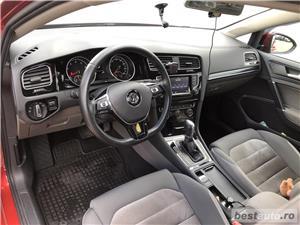 Volkswagen Golf VII | 1.4TSi | DSG | Navi | Auto Hold | Geamuri Electrice | Bluetooth | Clima | 2013 - imagine 5