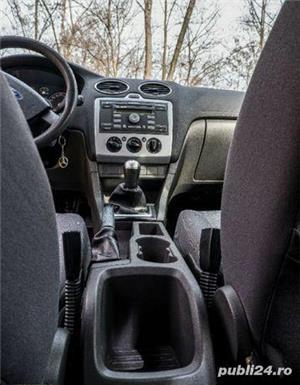 Ford focus 2, benzină 1,6, impecabil - imagine 6