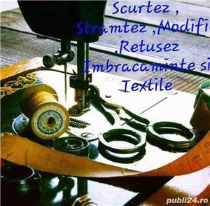 Doresc să lucrez fiind croitoreasă și tiparistă - execut produse cap - coadă - rochii seară - mirese - imagine 2