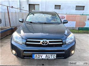 TOYOTA RAV-4, 2,2 d -- 4x4, 177 cp / RATE FIXE EGALE / GARANTIE INCLUSA / BUY-BACK / TEST-DRIVE - imagine 9