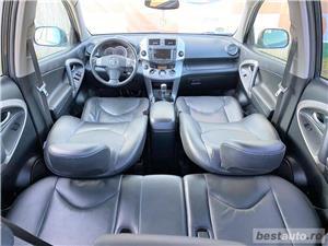 TOYOTA RAV-4, 2,2 d -- 4x4, 177 cp / RATE FIXE EGALE / GARANTIE INCLUSA / BUY-BACK / TEST-DRIVE - imagine 6