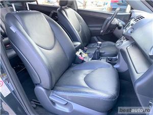 TOYOTA RAV-4, 2,2 d -- 4x4, 177 cp / RATE FIXE EGALE / GARANTIE INCLUSA / BUY-BACK / TEST-DRIVE - imagine 14