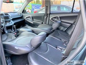 TOYOTA RAV-4, 2,2 d -- 4x4, 177 cp / RATE FIXE EGALE / GARANTIE INCLUSA / BUY-BACK / TEST-DRIVE - imagine 8