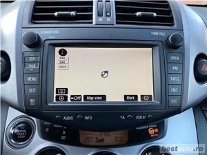 TOYOTA RAV-4, 2,2 d -- 4x4, 177 cp / RATE FIXE EGALE / GARANTIE INCLUSA / BUY-BACK / TEST-DRIVE - imagine 17