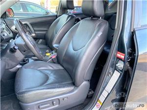TOYOTA RAV-4, 2,2 d -- 4x4, 177 cp / RATE FIXE EGALE / GARANTIE INCLUSA / BUY-BACK / TEST-DRIVE - imagine 13