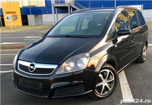 Opel Zafira 7 locuri - imagine 1