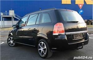 Opel Zafira 7 locuri - imagine 3