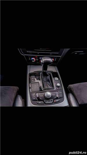 Audi A6 3.0 TDi 245 Cp 2012 Quattro Full Automat 12.999 EURO  - imagine 3