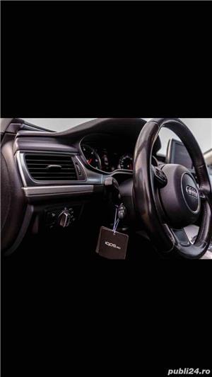 Audi A6 3.0 TDi 245 Cp 2012 Quattro Full Automat 12.999 EURO  - imagine 10