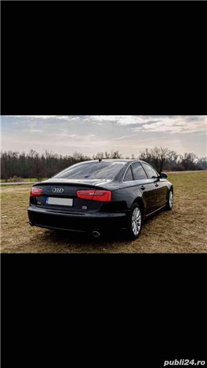 Audi A6 3.0 TDi 245 Cp 2012 Quattro Full Automat 12.999 EURO  - imagine 7