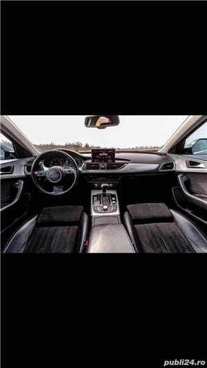 Audi A6 3.0 TDi 245 Cp 2012 Quattro Full Automat 12.999 EURO  - imagine 4