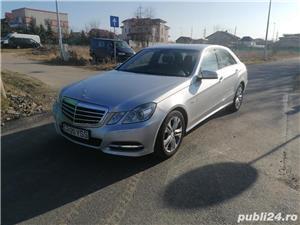 Mercedes-benz Clasa  E 200 CGI - 184 cp - imagine 1