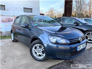 VW GOLF -6 .. 1.4 BENZINA 80 Cp  ,, RATE FIXE EGALE  , GARANTIE INCLUSA ,  , BUY-BACK , TEST-DRIVE - imagine 2